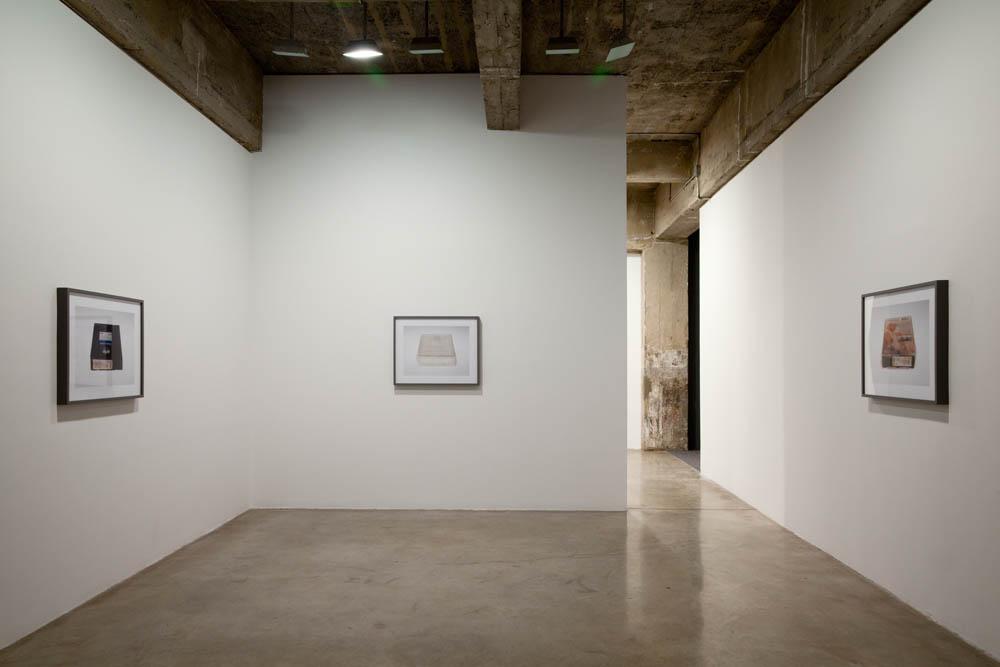 Installation view, Tanya Bonakdar Gallery, NY.