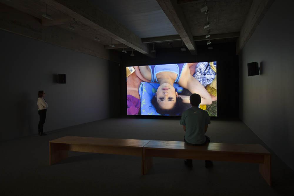 Eighteen 2013, installation view.