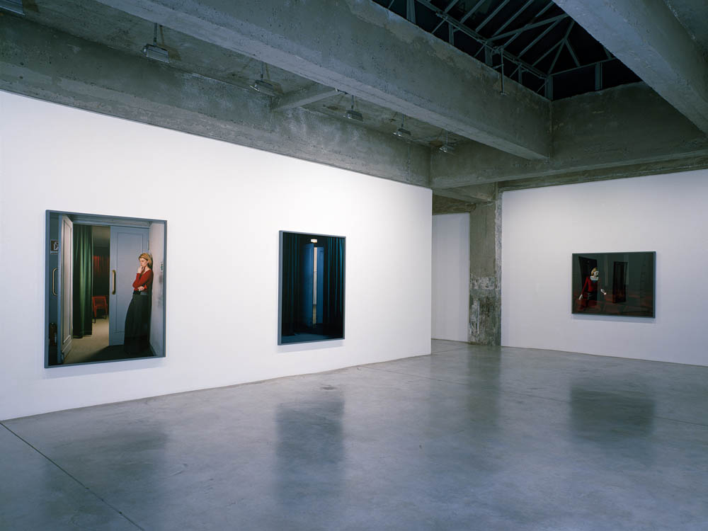 Installation view, Tanya Bonakdar Gallery, New York