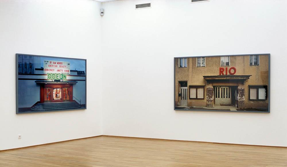 Installation view, Museum der Gegenwart, Hamburger Bahnhof, Berlin