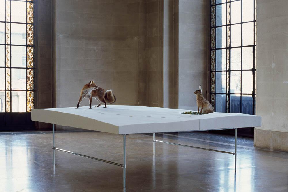 Installation view, Musée d'art et d'histoire, Geneva