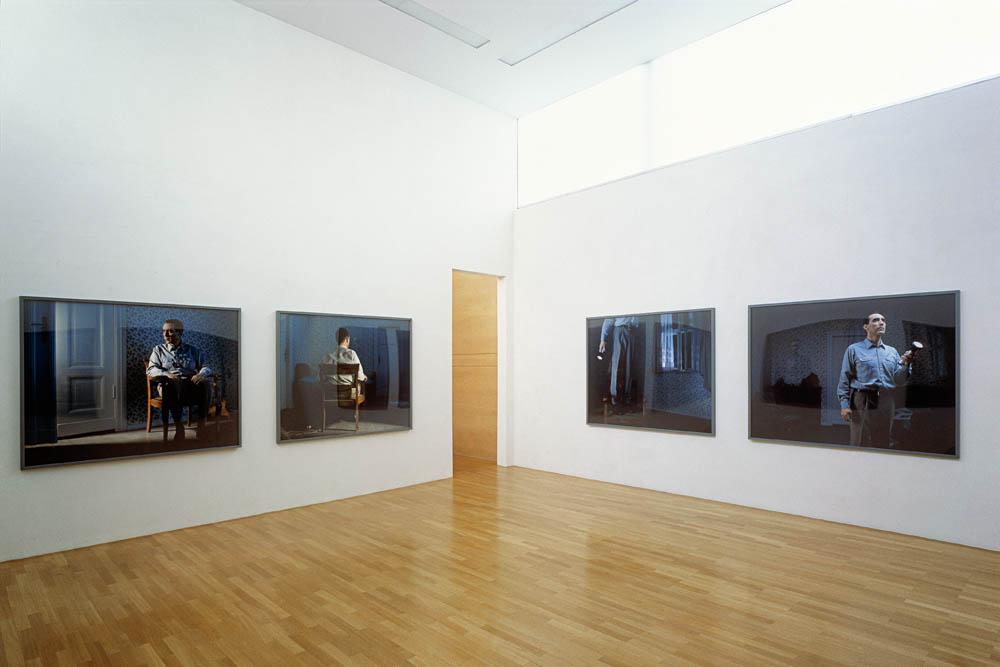 Installation view, Sammlung Goetz, Munich