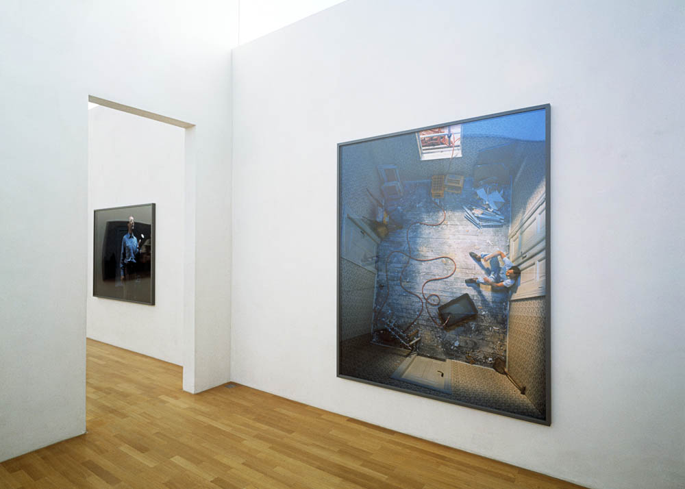 Installation view, Collection Sammlung Goetz, Munich.