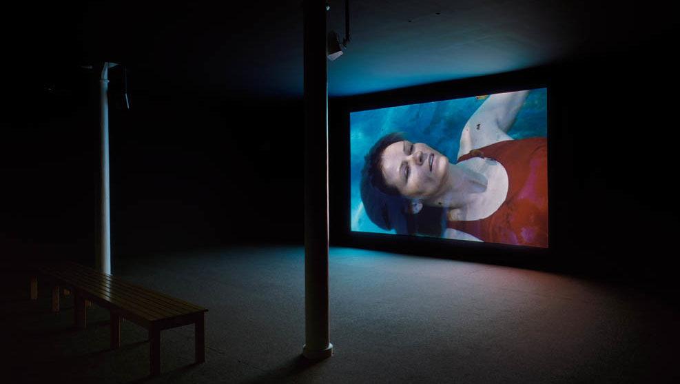 Installation view, Museum für Gegenwartskunst Basel