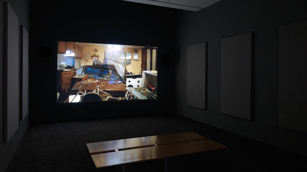 Installation view, Modern Art Museum of Fort Worth, USA. Permanent Collection, Museum of Contemporary Art, Los Angeles, Goetz Collection, Munich, TB21, Vienna, et al. Photo credit: HB Studio
