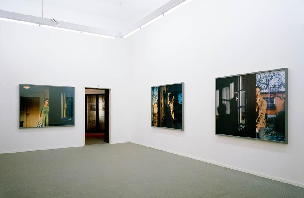 Installation view, Kunsthaus Zürich