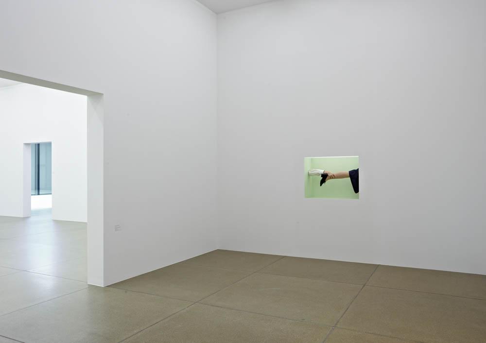 Installation view, Aargauer Kunsthaus, Aarau