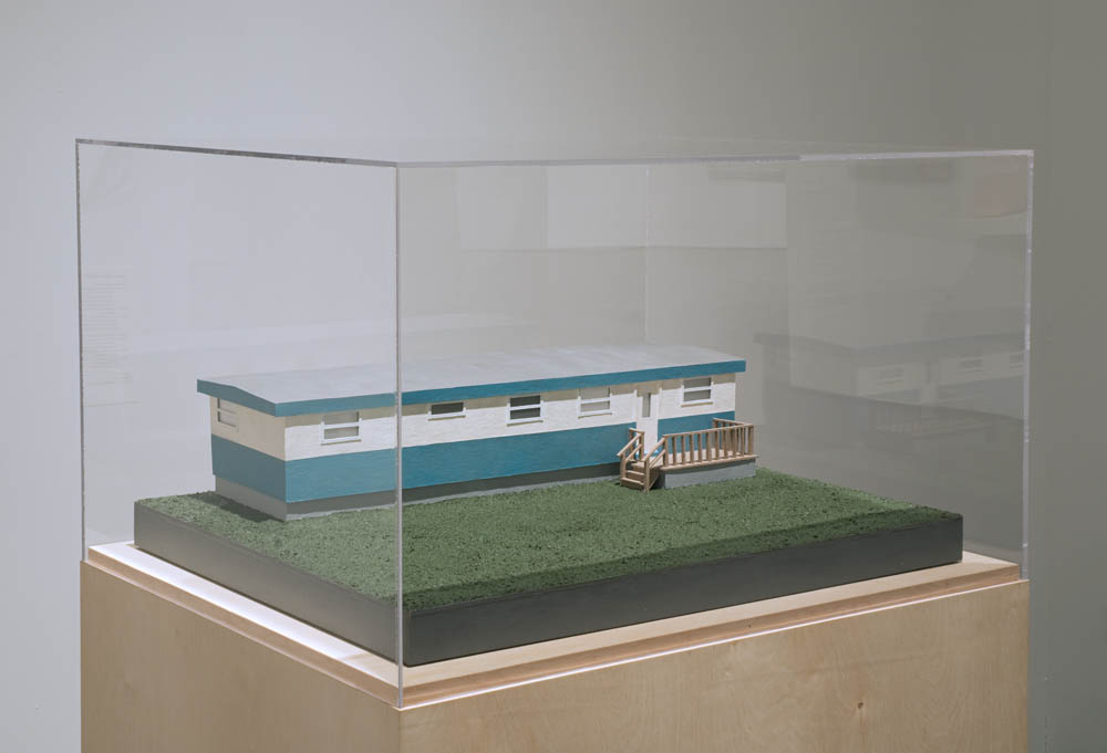 Installation view, Blanton Museum, Austin